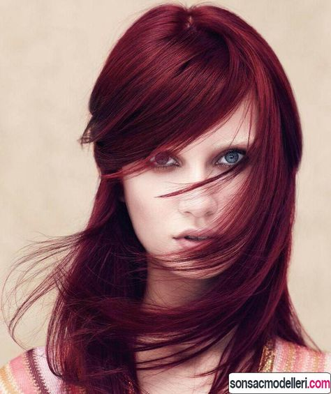 List of Pinterest capelli rossi mogano scuro pictures   Pinterest ... 72d696a5b5ca