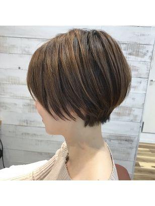 2019年春 ショートの髪型 ヘアアレンジ 人気順 18ページ目