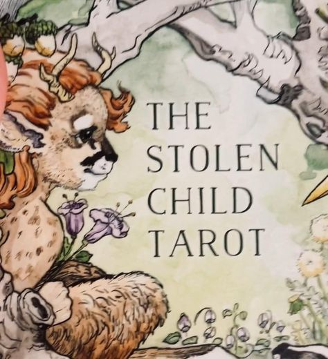 We still have a Retrograde and a Stellium going on this week. Add to that a New Moon in Aquarius (amping out our Stellium) and Valentine's day, and this week will pack an energetic punch! Our Deck for this week is The Stolen Child Tarot by Monica L. Knighton. Read more at www.thewyldwitch.com!
