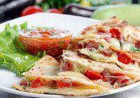 Un fel de jurnal: Tortilla mexicane
