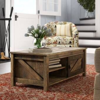 Gowans Coffee Table Berna