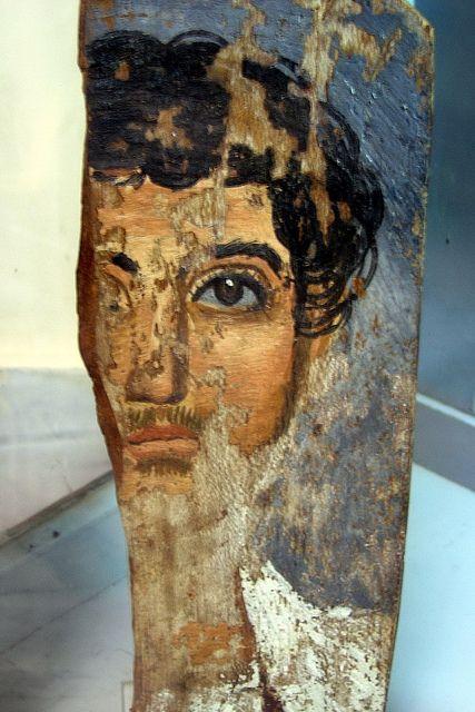 Alexandria - Museu arqueològic - Retrats d'El-Fayum | Flickr: Intercambio de fotos