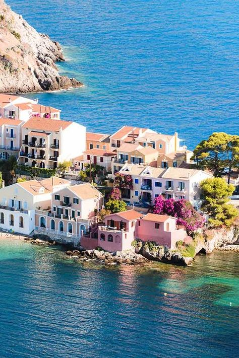 The Best Greek Islands That Aren't Santorini or Mykonos