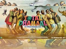 Total Dhamaal New Poster Ajay Devgn Madhuri Dixit Anil Kapoor And Others Are Set On A Never Ending Adventure Full Movies Download