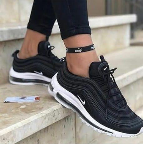 Pisoteando Guardia Paraíso  Bellos Nike Air Max 97 Disponibles para dama desde la talla 35 a la 40  Disponibles al mayo… | Zapatillas de moda mujer, Zapatos nike para damas, Zapatos  nike mujer