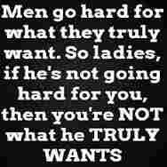 Some Women Need To Realize This And Move On! If He Is Not Fighting For