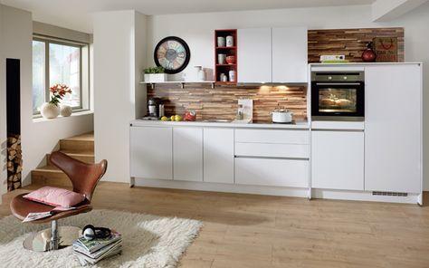 Hochglanz Küchenzeile Hochglanzküchen Pinterest Kitchens