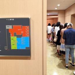 バスタ 新宿 トイレ