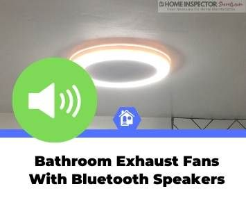 Want To Find The Best Bathroom Exhaust Fan With A Bluetooth Speaker Bluetooth Enabled Vent Fans Are A Bathroom Exhaust Fan Bathroom Exhaust Shower Exhaust Fan