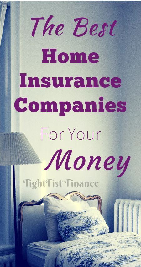 The Best Home Insurance Companies For Frugal Families In 2020 Home Insurance Companies Home Insurance Frugal Family