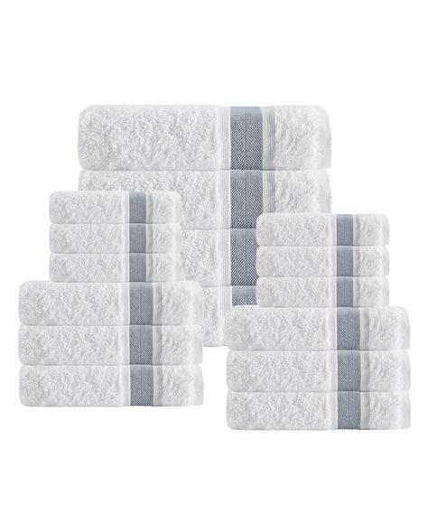 Enchante Home Unique Turkish Cotton Towel Sets Reviews Bath