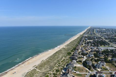 Get A Break Down Of What Each Town And Village In The Outer Banks Is Best Known For As Well As F Outer Banks North Carolina Outer Banks Vacation Outer Banks