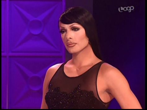 Raven is the stage name of David Petruschin, an American drag queen and reality television personality from Riverside, California.