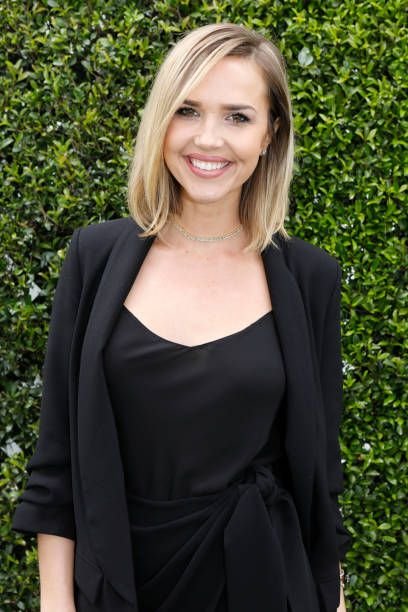 Nbcuniversal Summer Press Day Pictured Arielle Kebbel Nbc S
