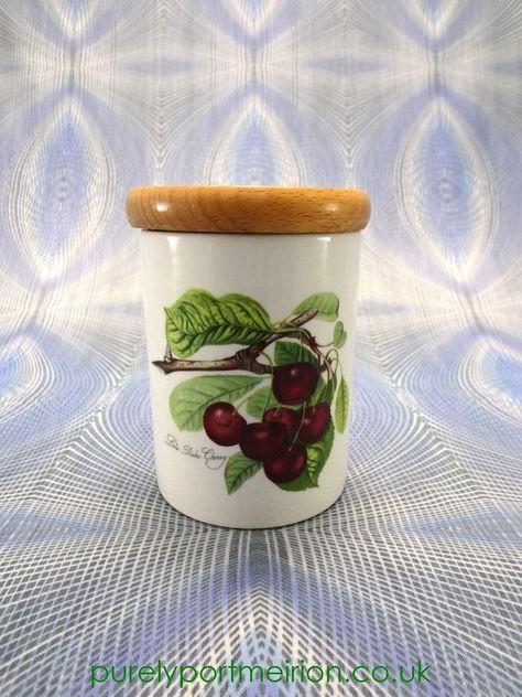Portmeirion Botanic Garden Salt And Pepper Set 2.75in