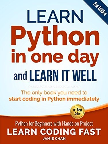DOWNLOAD] Python 2nd Beginners Hands Project by Jamie Chan ebook