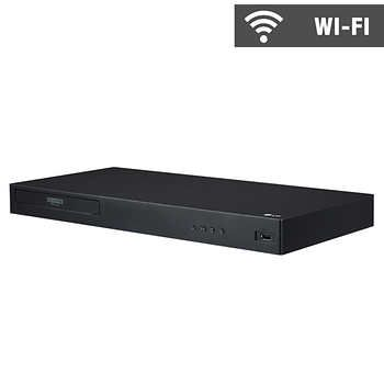 Lg Ubkc90 4k Ultra Hd Blu Ray Player With Dolby Vision Home Theater Sound System Wireless Music System Media Player Software