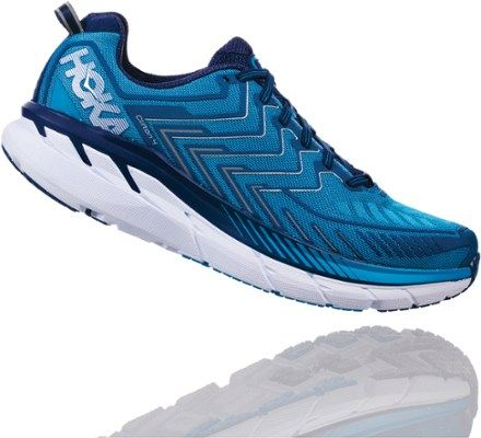 Clifton 4 Road-Running Shoes Diva Blue