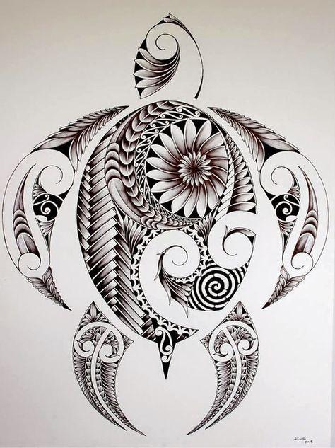 maybe my next tattoo will be a turtle. Symbol of the Turtle : taking their homes. - maybe my next tattoo will be a turtle. Symbol of the Turtle : taking their homes with them wherever - Maori Tattoo Frau, Ta Moko Tattoo, Hawaiianisches Tattoo, Tattoo Foto, Samoan Tattoo, Shape Tattoo, Lion Tattoo, Future Tattoos, New Tattoos