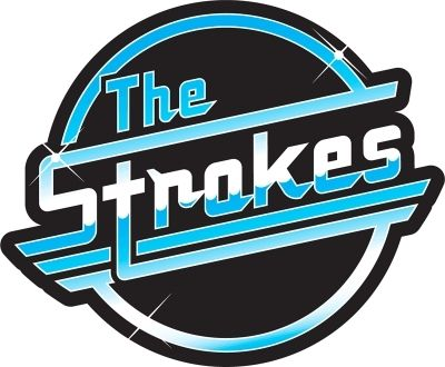 The 50 Best Band Logos of All Time - The Strokes