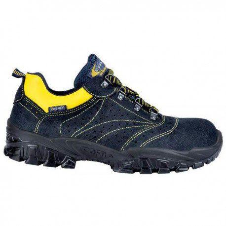 Seguridad De New Arno S1 Modelo Zapato Calzado Cofra ARqwCz