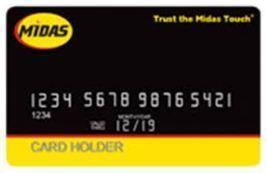 Midas Credit Card Online Payment Credit Card Online Secure