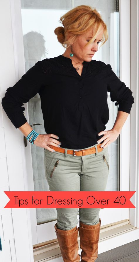 Fashion for women over 40 on pinterest ootd stitch fix and spring - Tips dressing ...