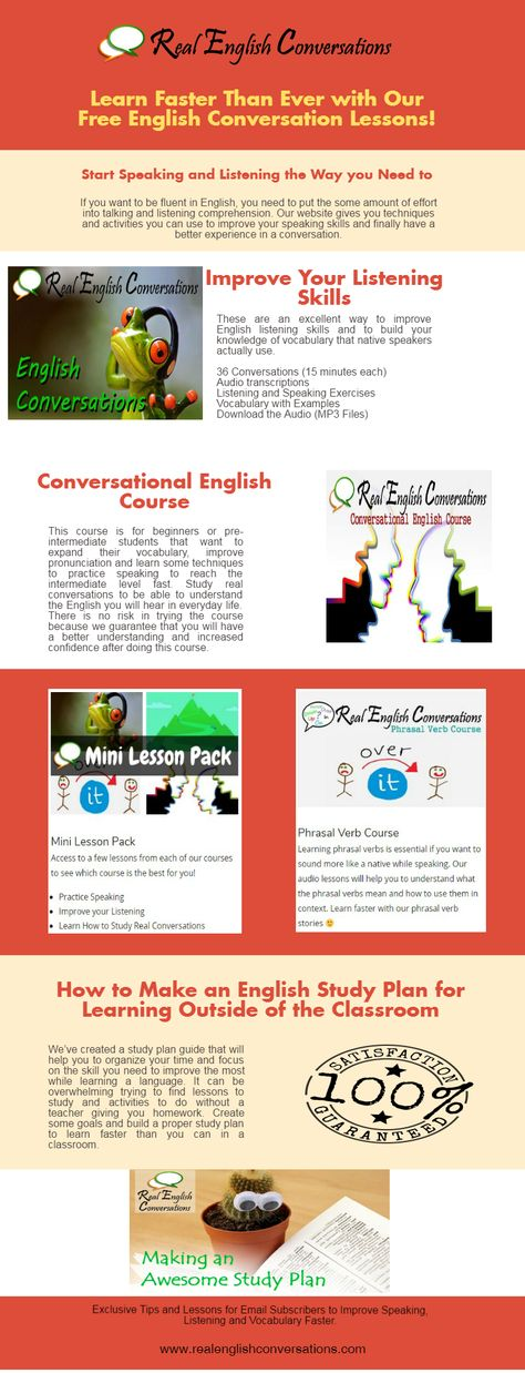 7 awesome English Conversations Podcast images | American english