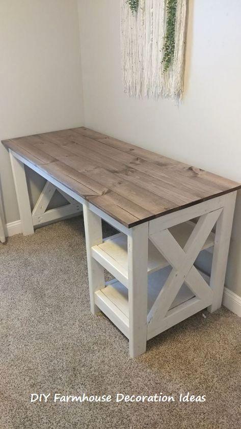 10 Easy Diy Wooden Craft Ideas Farmhouse Furniture Diy