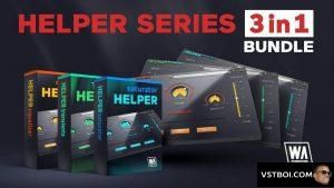 Helper Series V2 Bundle Vst Vst3 Au Aax Win Mac In 2020 Helper Music Mixing Bundles
