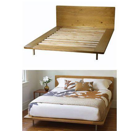 Amenity Muir Eco Friendly Bed Diy Bed Frame Plans Bedroom