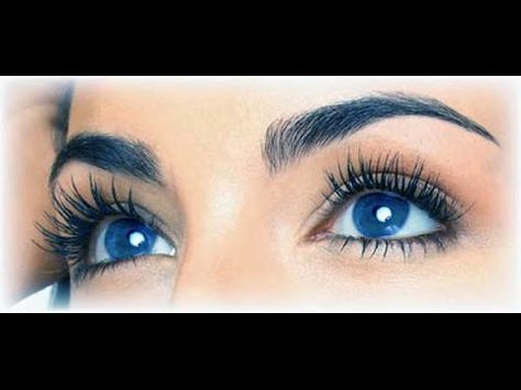 how to grow eyebrows naturally fast | Eyelashes, Oils for ...