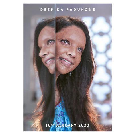 Deepika Padukone's first look as acid attack survivor Laxmi Agarwal Chhapaak is finally here