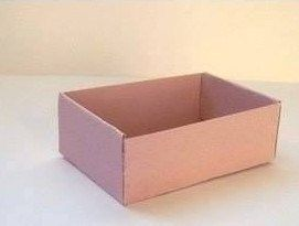 Como Hacer Una Caja Con Cartulina O Papel Cajas De Cartulina Como Hacer Una Caja Hacer Cajitas De Carton