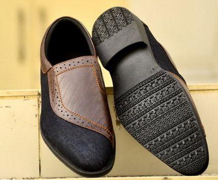 Jual Sepatu Pantofel Pria Casual Formal Kulit Cocok Untuk Kerja