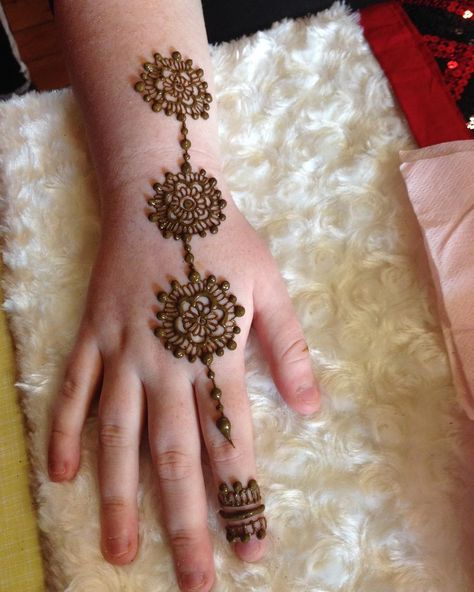 tatoo Party henna strip #henna...