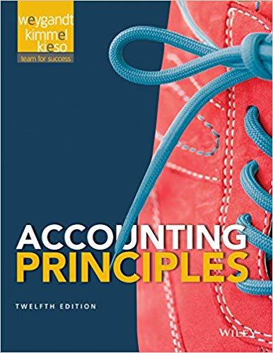 Accounting Principles 12th Edition By Jerry J Weygandt Isbn 13 978 1118875056 Ebookschoice Com Accounting Books Accounting Principles Accounting