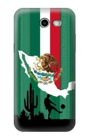 huge selection of 9fa6c c54f0 P2994 Mexico Football Flag Phone Case Cover for Samsung Galaxy J7 ...