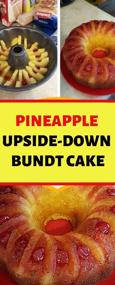 duncan hines pineapple upside down cake with pudding