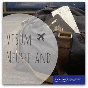 Infos zum Visum Neuseeland #Visa #Neuseeland