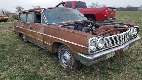 chevrolet impala station wagon classic cars pinterest rh pinterest ru