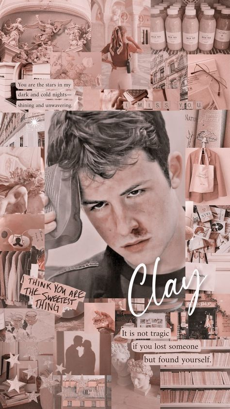 Clay Jensen edit
