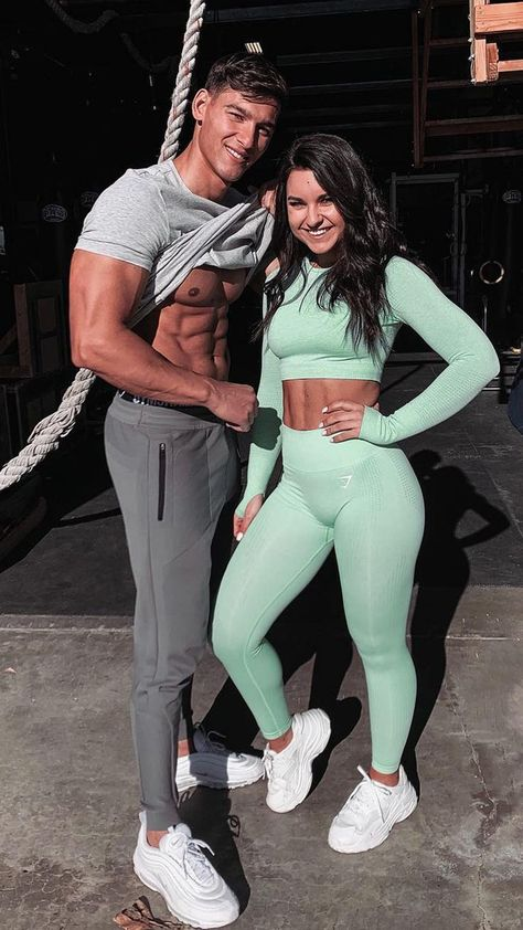 Some fitness goal motivation for both genders! Happy Easter everyone.