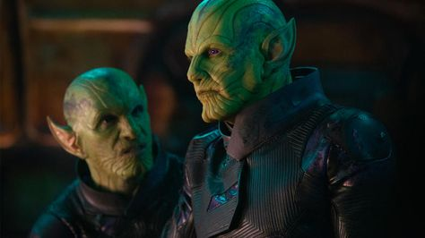 The Kree-Skrull War Is At the Forefront of 'Captain Marvel'