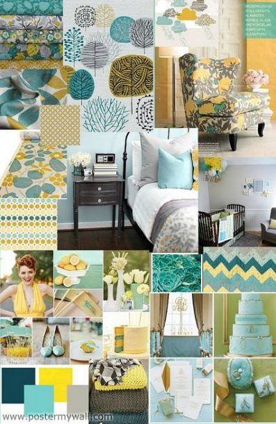 27 Ideas For Living Room Decor Grey Yellow Teal Bedrooms Living Room Decor Gray Living Room Color Schemes Yellow Living Room