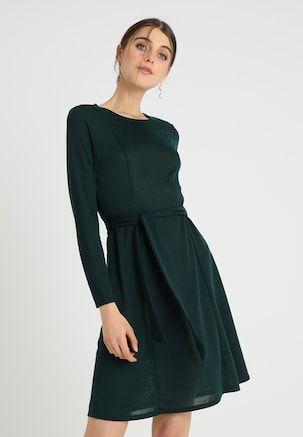 6b35debee773b2 Sukienka etui - green @ Zalando.pl 🛒 w 2019   W dobrym stylu: BUTELKOWA  ZIELEŃ   Dresses, Dresses for work i Work wear