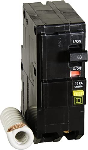 New Square D By Schneider Electric Qo260gficp Qo 60 Amp Two Pole Gfci Breaker Tools Home Improvement 210 Alltheprettystyles Fashi In 2020 Gfci Electricity Breakers