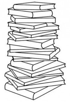 11 Ways On How To Prepare For Tall Stack Of Books Black And White