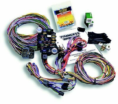 [DIAGRAM_38IS]  Advertisement eBay) Painless Wiring 10206 Chassis Wiring Harness | Chevy  trucks, Fj40, Harness | Chevy Truck Wiring Harness Ebay |  | Pinterest