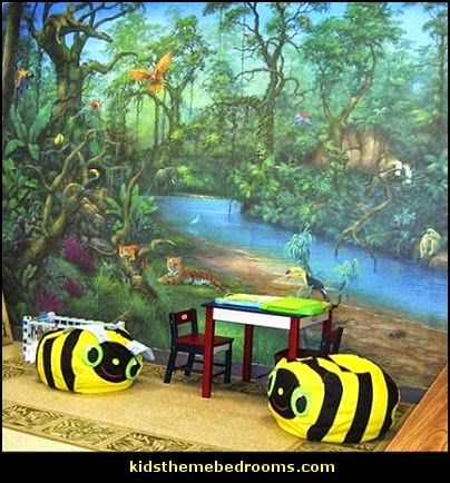 128 Best Mural Designs For Kids Images On Pinterest | Kids Wall Murals, Wall  Murals And Kids Rooms Part 20
